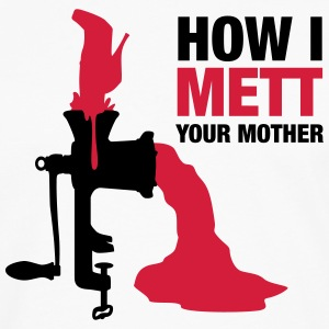 how i mett your mother T-Shirts - Männer Premium Langarmshirt