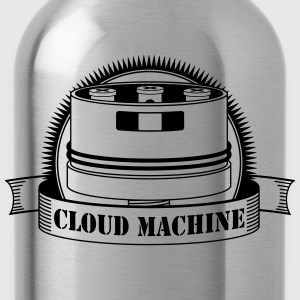 Cloud Machine T-Shirt - Water Bottle