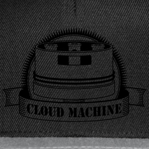 Cloud Machine T-Shirt - Snapback Cap