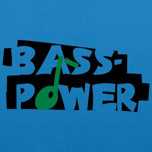 Bass-Power - Bio-Stoffbeutel