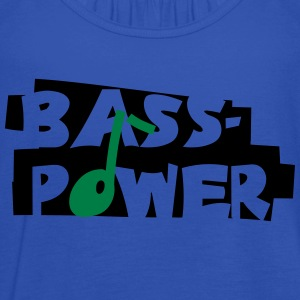 Bass-Power - Frauen Tank Top von Bella