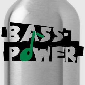 Bass-Power - Trinkflasche