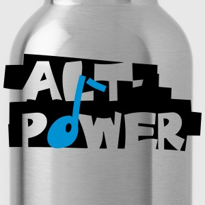 Alt-Power - Trinkflasche