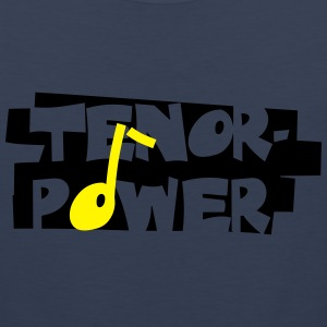 Tenor-Power - Männer Premium Tank Top