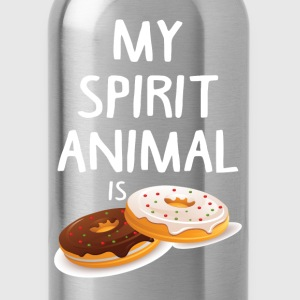 My Spirit Animal Is Douts Shirts - Water Bottle