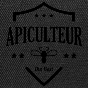 Apiculteur / Apicultrice / Abeille / Nature / Bio Tabliers - Casquette snapback