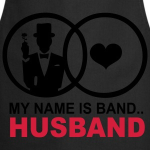 My name is Band..Husband Magliette - Grembiule da cucina