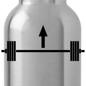 Lift heavy things Tops - Water Bottle