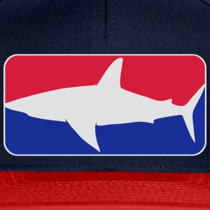 league_shark_vec_3 it Magliette - Snapback Cap