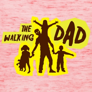 The walking dad - Frauen Tank Top von Bella