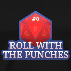 Roll With The Punches Mugs & Drinkware - Men's Premium T-Shirt