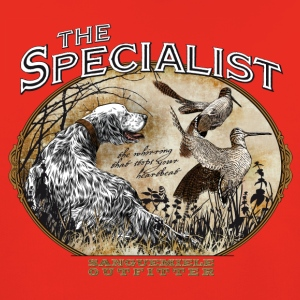 english setter specialist T-Shirts - Kids' Premium Hoodie