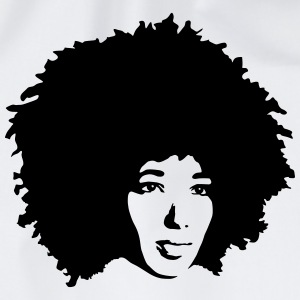 Afro T-Shirts - Turnbeutel