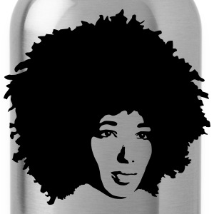 Afro Tops - Trinkflasche