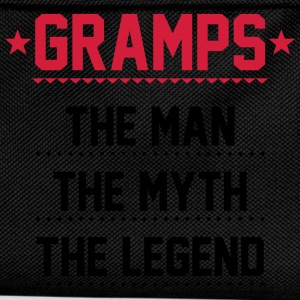 Gramps - The Man The Myth The Legend T-Shirts - Kids' Backpack