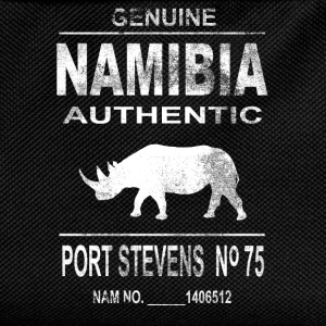 Namibia Rhino - Vintage Look T-Shirts - Kids' Backpack