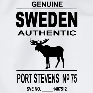 Sweden Moose T-shirts - Gymnastikpåse
