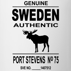 Sweden Moose T-shirts - Mugg