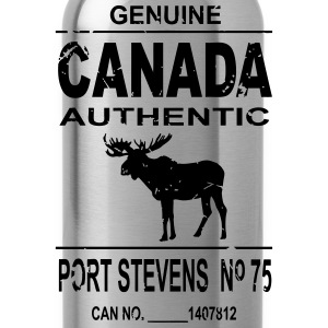 Canada Moose - Vintage Look Kookschorten - Drinkfles