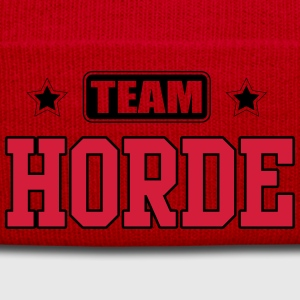 Team Horde Tank Tops - Wintermütze