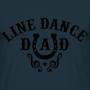 LINE DANCE DAD Pullover & Hoodies - Männer T-Shirt