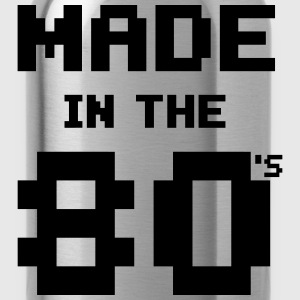 Made in the 80s - Geburtstagsshirt Koszulki - Bidon