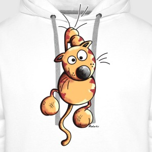 Felpe gatto spreadshirt for Felpa con marsupio porta gatto