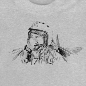 Fighter pilot ru Shirts - Baby T-shirt