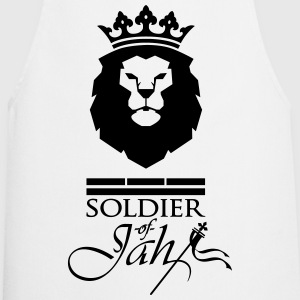 Lion Soldier of Jah - Tablier de cuisine