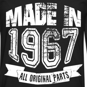 Made in 1967 - Camiseta de manga larga premium hombre