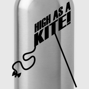 High as a Kite! T-Shirts - Water Bottle