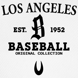 Los Angeles Baseball T-Shirts - Baseballkappe