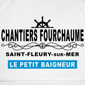 chantiers fourchaume Tee shirts - Casquette classique