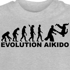 Evolution Aikido T-Shirts - Baby T-Shirt