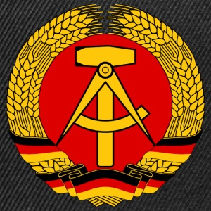 East Germany DDR T-Shirts - Snapback Cap