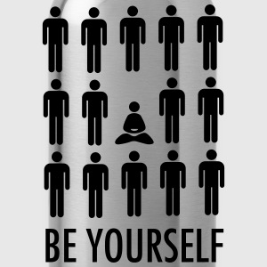 Be Yourself (Meditation) T-shirts - Drikkeflaske