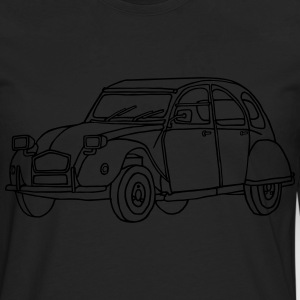 2CV Hoodies & Sweatshirts - Men's Premium Longsleeve Shirt