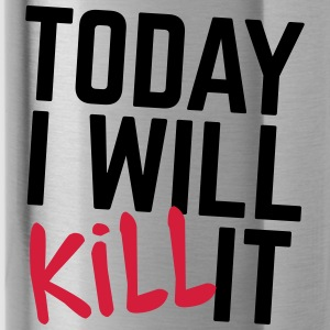 Today I Will Kill It Kepsar & mössor - Vattenflaska