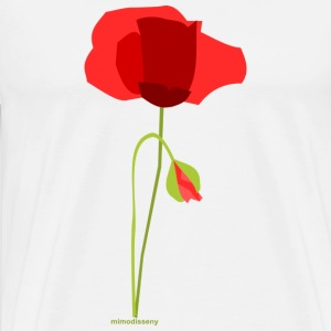 Poppy Tabliers - T-shirt Premium Homme