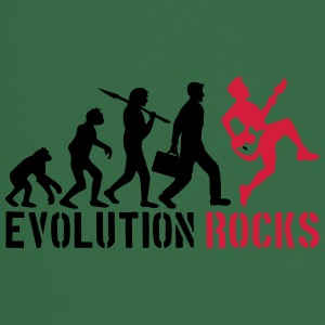 Evolution Rocks T-Shirts - Cooking Apron
