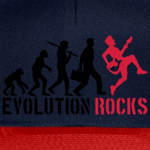 Evolution Rocks T-Shirts - Snapback Cap