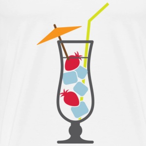 A cocktail glass Other - Men's Premium T-Shirt