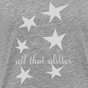 all that glitter - Männer Premium T-Shirt