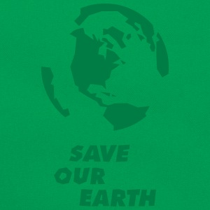 Save our Earth - Retro Tasche