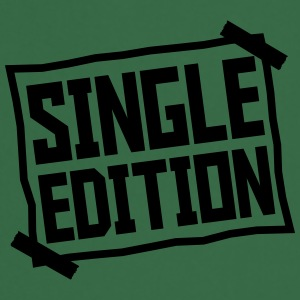 Single Edition papir limet på papir plade T-shirts - Forklæde
