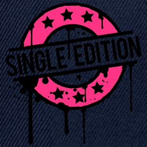Single Edition stamp graffiti pink award T-Shirts - Snapback Cap