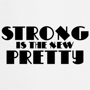 Strong is the new pretty Gensere - Kokkeforkle