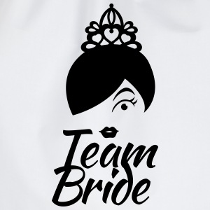 bride T-Shirts - Drawstring Bag