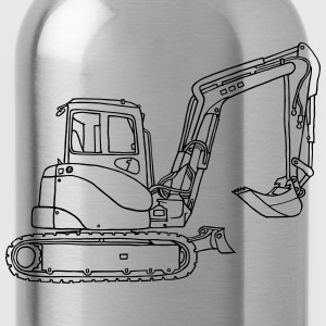 DIGGER T-Shirts - Water Bottle