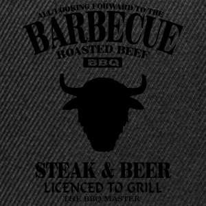 Barbecue  T-shirts - Snapback cap
